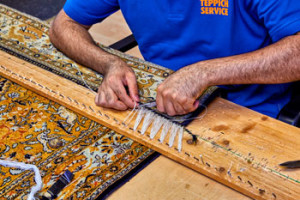 Teppichreparatur und Teppichreinigung in Augsburg